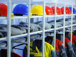 Стирка спецодежды и ремонт на предприятиях - услуги компании TDA Systems