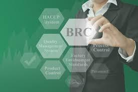 Обучение, разработка и внедрение по стандарту BRC Food